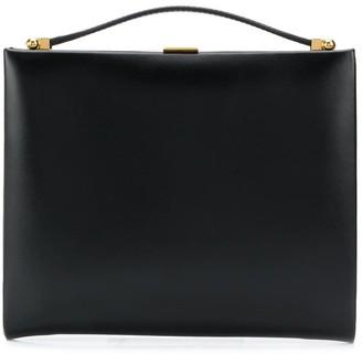 Jil Sander Mini Metal Box Bag