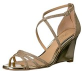 Badgley Mischka Women's Hunt Wedge Sandal.