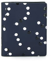 Want Les Essentiels Bradley Bifold Wallet - Navy Double Dot
