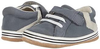 Robeez Adam Mini Shoez (Infant/Toddler) (Grey) Boys Shoes