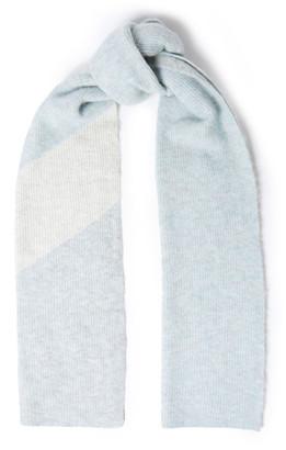 Rag & Bone Melange Ribbed-knit Scarf