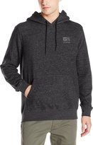 RVCA Men's Flipped Box Embroidered Pullover Sweatshirt