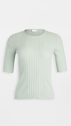 TSE Cashmere Ribbed Pullover
