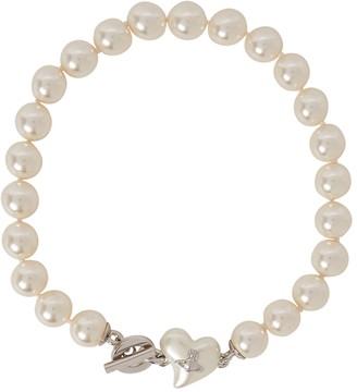Vivienne Westwood Lynette faux pearl-embellished necklace
