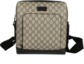 Gucci House Pattern Shoulder Bag