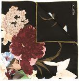 Valentino Garavani Valentino 'Kimono Flower' scarf - women - Silk - One Size
