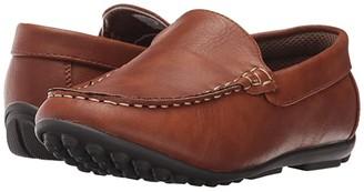 Steve Madden Bcompton (Toddler/Little Kid/Big Kid) (Cognac) Boys Shoes