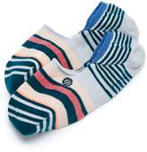 Stance Tea Stripe Super Invisible Socks
