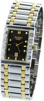 Elgin Men's Watch #FG003 In 2 Tone Silver Metal Base 27MM