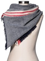 Merona Women's Blanket Scarf Navy