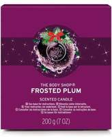 The Body Shop Frosted Plum Candle
