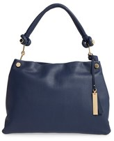 Vince Camuto 'Ruell' Leather Shoulder Bag - Blue