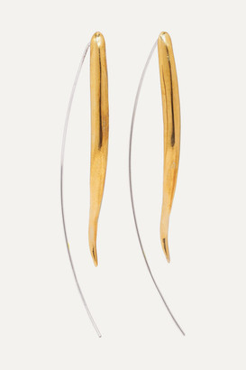 Ariana Boussard Reifel Ariana Boussard-Reifel - Kalahari Gold-tone And Silver Earrings