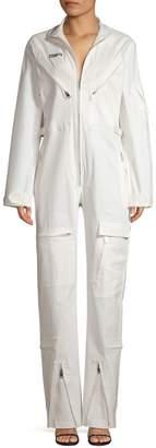 I.AM.GIA Neo Noir Boiler Zip Flight Suit