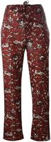 Etoile Isabel Marant 'Alka' trousers - women - Cotton - 38