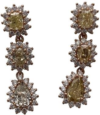 Damiani White White gold Earrings