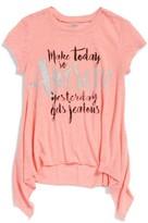C&C California Girl's Graphic Shirt