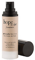 philosophy Hope In A Jar Hydrating Fluid Makeup, Spf 20