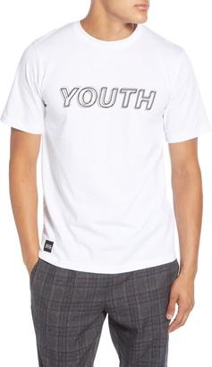 NATIVE YOUTH Seismic Logo T-Shirt