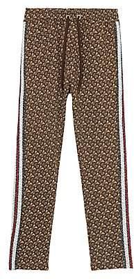 Burberry Women's Monogram Raine Sweatpants