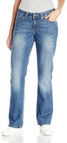 Lee Women's Platinum Midrise Secretly Slender Estelle Bootcut Jean