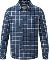 Craghoppers Men's Gillam Check Long Sleeved Shirt