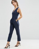 Asos Jumpsuit with Button Front