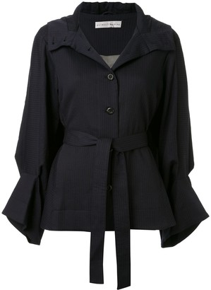 Palmer Harding Cropped Hooded Jacket