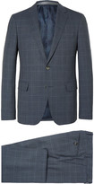 Etro - Prince Of Wales Checked Wool Suit