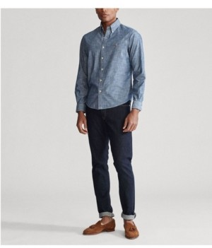 Polo Ralph Lauren Men's Classic-Fit Chambray Shirt