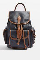 Topshop BRIAN Vintage Style Backpack