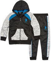 U.S. Polo Assn. 2-pc. Pant Set Boys