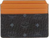 MCM Claus Card Wallet