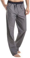 Hanro Night & Day Lounge Pants, Black Check