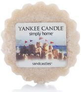 Yankee Candle simply home Sandcastles Tart