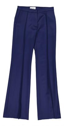 Pallas Blue Wool Trousers