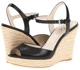KORS Valora (Black Vachetta) - Footwear