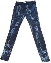 Balenciaga Marble Skinny Jeans