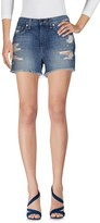 Genetic Los Angeles Denim shorts - Item 42614385
