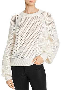 Joie Yayi Open-Knit Sweater