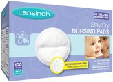 Lansinoh Nursing Pads - Disposable - 100 ct