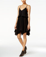 BB Dakota Auda Asymmetrical Slip Dress