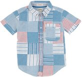 Hatley Button Up Shirt (Toddler/Kid) - Madras-2