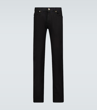 Versace Taylor skinny-fit jeans