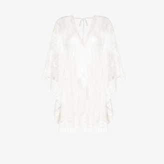 Melissa Odabash Cindy lace beach cover-up