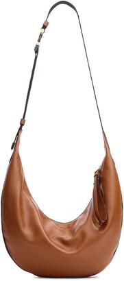 Rag & Bone Riser Leather Crossbody Hobo