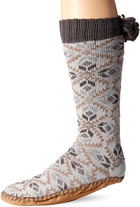 Muk Luks Women's Socks Slipper