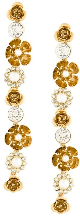 Ca&Lou Bella long earrings
