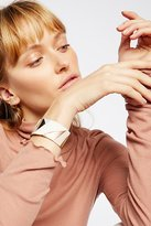 SANDY HYUN Patched Leather Cuff by at Free People