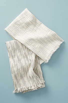 Anthropologie Nancy Dish Towels, Set of 2 By in Assorted Size SET OF 2